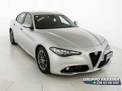 gebraucht Alfa Romeo Giulia 2.2 Turbodiesel 150cv AT8 Business