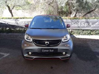 usata Smart ForTwo Cabrio forTwo III 2015 Cabrio eq Passion my19