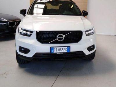 brugt Volvo XC40 D3 Geartronic R-design del 2019 usata a Parma