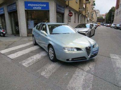usata Alfa Romeo 166 2.4 JTD M-JET 20V cat Luxury KM 100.000!!!! Diesel