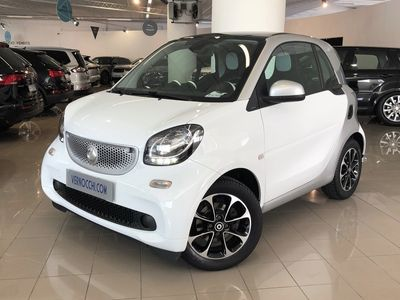 usata Smart ForTwo Coupé - 70 1.0 Passion