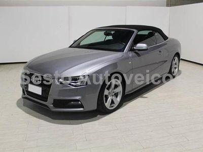 gebraucht Audi A5 Cabriolet 2.0 TDI clean diesel multitronic Business Plus