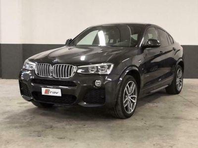 usata BMW X4 xDrive 30dA 258CV Msport