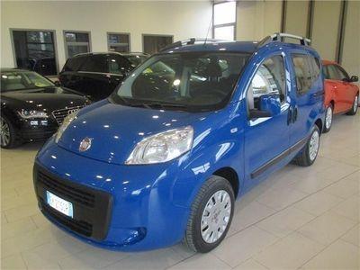 usata Fiat Qubo 1.4 8V 77 CV MyLife Natural Power*km cert,unicopr*
