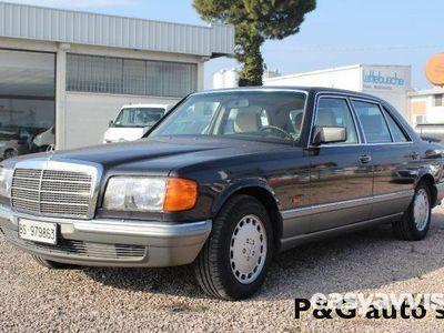 usata Mercedes 500 sel benzina