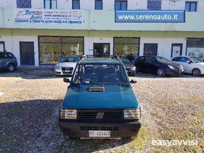 gebraucht Fiat Panda 4x4 1000 GPL GANCIO TRAINO