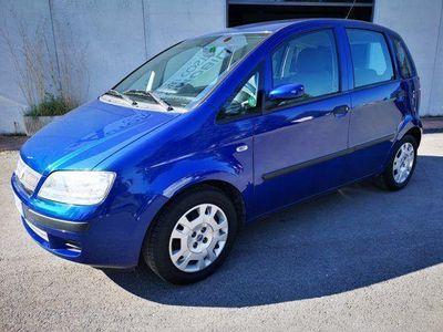 gebraucht Fiat Idea 1.3 Multijet 16V 70 CV BlackEnergy