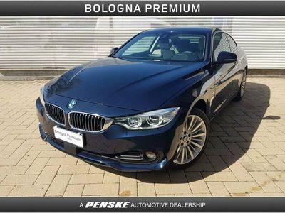 usata BMW 435 i coupe xdrive Luxury auto