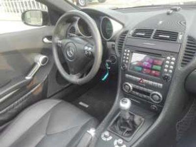 usata Mercedes SLK200 Kompressor cat ALLESTIMENTO AMG CON GPL!!! rif. 12274845