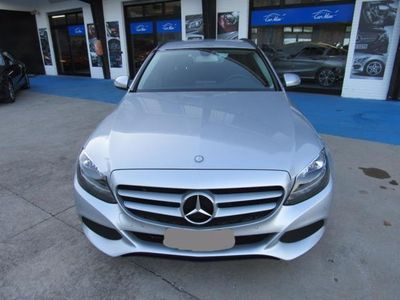 usata Mercedes C200 d S.W. Automatic Business