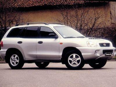 brugt Hyundai Santa Fe 2.0 CRDi TD 4WD GL Plus Bologna