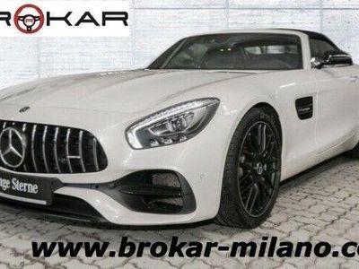 usado Mercedes AMG GT Roadster 476 cavalli