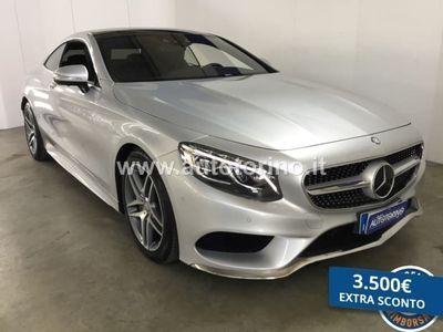 usata Mercedes 500 CLASSE S COUPE sec coupeMaximum 4matic auto