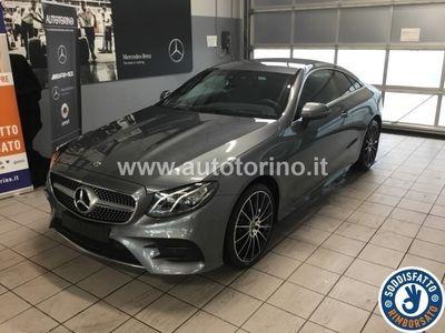 gebraucht Mercedes E220 CLASSE E COUPÉ4MATIC Premium