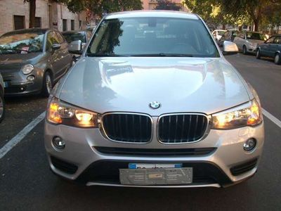 usata BMW X3 xDrive20d Business aut.
