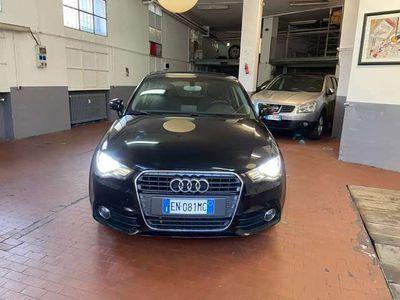 usata Audi A1 SPB 1.6 TDI 105 CV Attraction