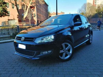 usata VW Polo 1.6 TDI DPF 5 porte Highline BlueMo