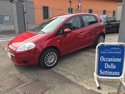 usata Fiat Grande Punto 1.4 5 porte Dynamic Natural Zero Anticipo