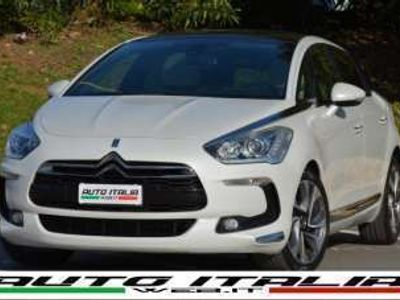used Citroën DS5 2.0 hdi 160 cv sport chic +pelle+triplo tetto+pdc diesel