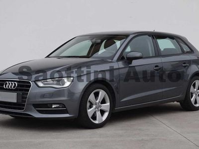 brugt Audi A3 SPB 1.6 TDI clean diesel S tronic Ambition