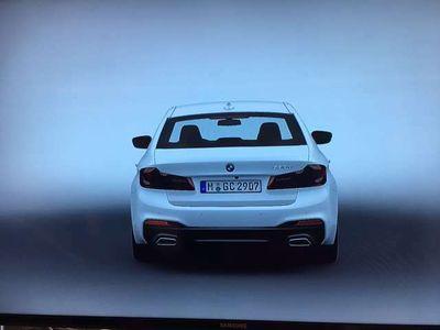 usata BMW 530 Serie 5 (G30/G31) Msport