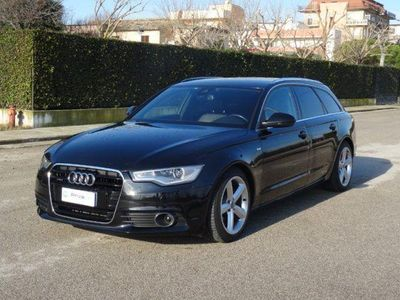 used Audi A6 Avant 3.0 TDI 245 CV quattro S tronic Advanced
