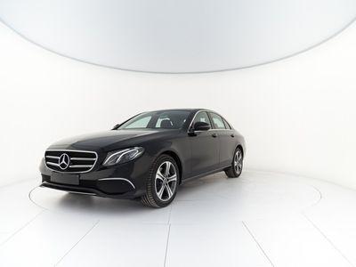 usata Mercedes 220 Classe E Berlinad Business Sport 4matic auto
