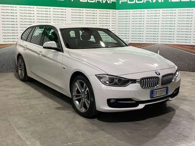 usata BMW 320 Serie 3 (F30/F31) xDrive Touring SPORT