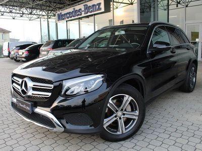 gebraucht Mercedes 220 GLC - X253 DieselSport 4matic auto