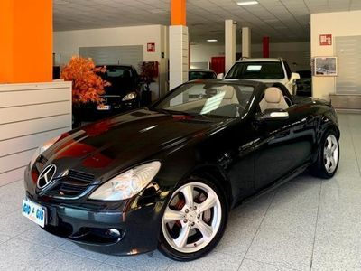 usata Mercedes SLK350 cat