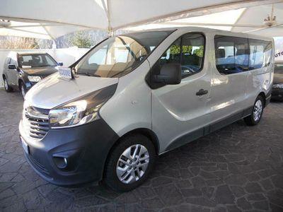 usata Opel Vivaro 29 1.6 CDTI 120CV PL-TN 9 POSTI NAVI