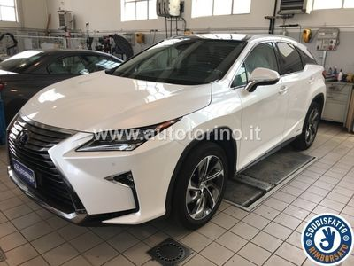 used Lexus RX450h RX3.5 Luxury 263cv cvt