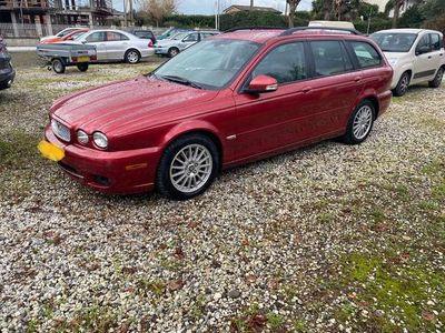 usata Jaguar X-type 2.2D cat aut.Wag. Prem. Lux. cDPF