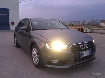usata Audi A3 1.6 tdi spb 110cv