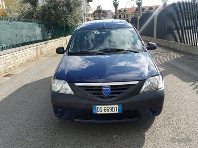 usata Dacia Logan 1.6 BENZINA 7POSTI ANNO 2008