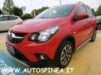 usata Opel Karl Rocks 1.0 73 CV #euro6TEMP #carplay #bluetooth