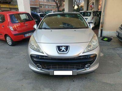 usata Peugeot 207 CC 1.6 VTi 120 CV