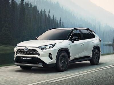 gebraucht Toyota RAV4 2.5 Hybrid 4WD Exclusive
