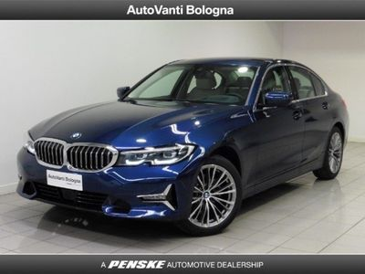 used BMW 320 d Luxury