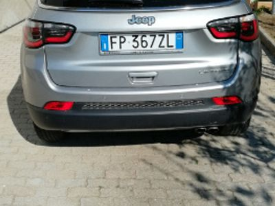 begagnad Jeep Compass limited 1.6 120 cv nuova