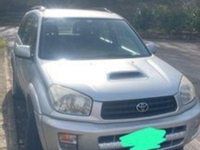 usata Toyota RAV4 RAV4 2.0 16V cat 5 porte