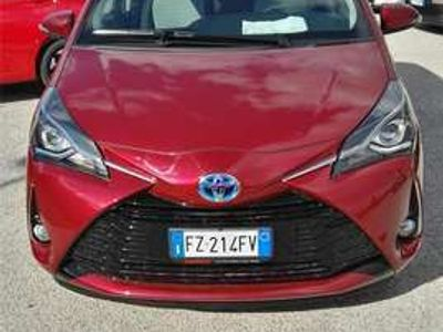 usata Toyota Yaris Yaris 3ª serie1.5 Hybrid 5 porte Active Berlina [USATO]