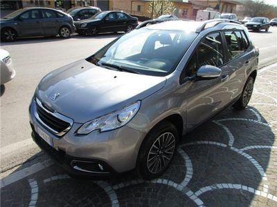 usata Peugeot 2008 BlueHDi 100cv allure s&s full optional garantita