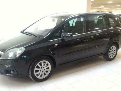 usata Opel Zafira Zafira1.9 CDTI 120CV Cosmo 7 POSTI, DA PREPARARE!!!