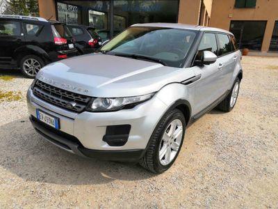 usata Land Rover Range Rover evoque 2.2 TD4 5p. Pure 1Pro Tagliandi L.R.
