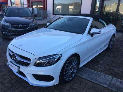 usata Mercedes C250 d Automatic Cabrio Premium Plus