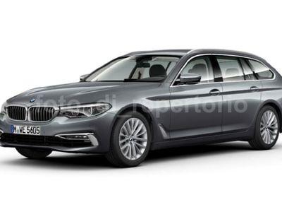 usata BMW 518 SERIE 5 TOURING d Touring LUXURY