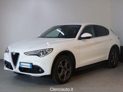 brugt Alfa Romeo Stelvio 2.2 T-diesel 210 CV AT8 Q4...