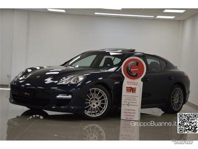 begagnad Porsche Panamera 3.0 V6 DIESEL KM CERTIF