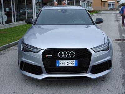 brugt Audi RS6 -- 4.0 TFSI PERFORMANCE QUATTRO TIPTRONIC